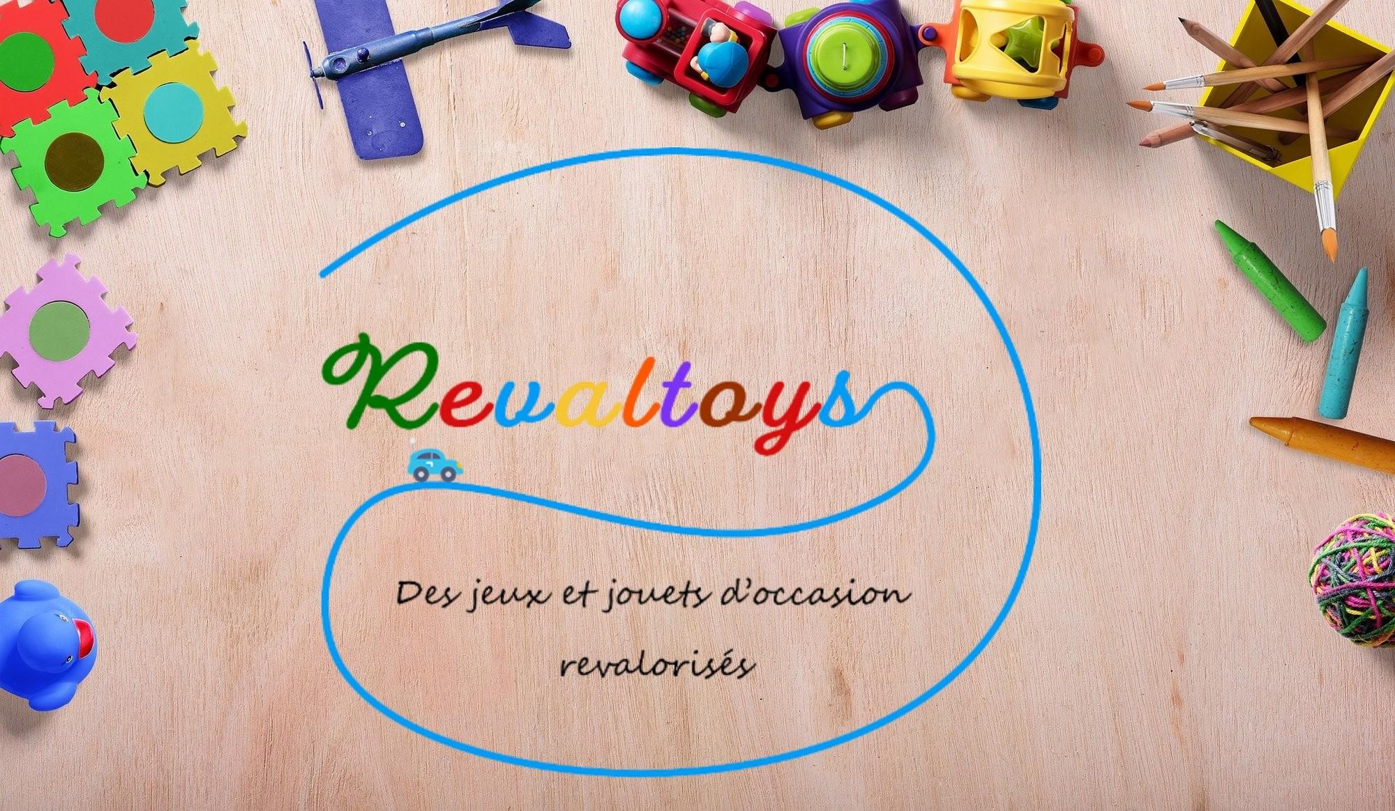 jeux et jouets d'occasion revalorisé