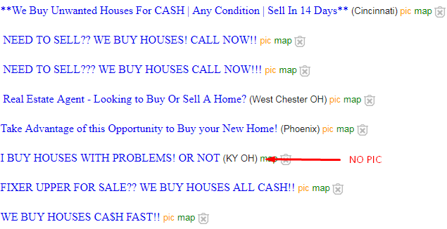 Real Estate Investor Lead Generation Using Craigslist
