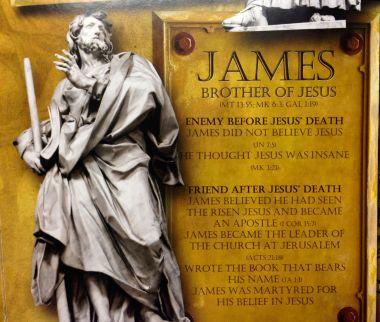 Detail from Doug Powell's Resurrection iWitness (Nashville: B&H Publishing Group, 2012).