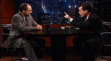 Colbert-Report-Bart-Ehrman-Stephen-Colbert