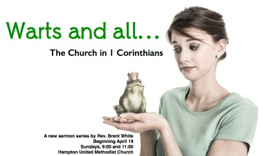 1 Corinthians sermon series graphic