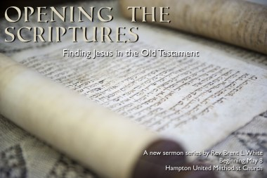 Opening the Scriptures graphic