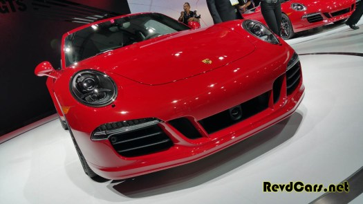 "Porsche made a lot of noise over the ""new"" 911 GTS - frankly, it looks the same to us"
