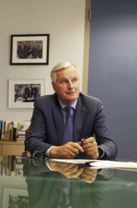 Reading Barnier's diary: Brexit and the nature of European integration