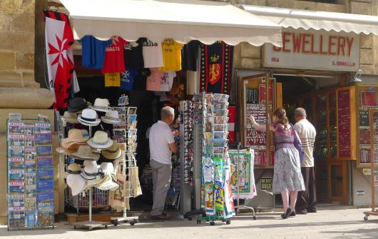 Malta Shopping
