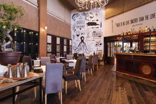 Le Bistro Restaurant Malta