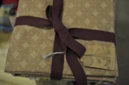 détail d'un tissu