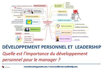 Développement personnel et leadership