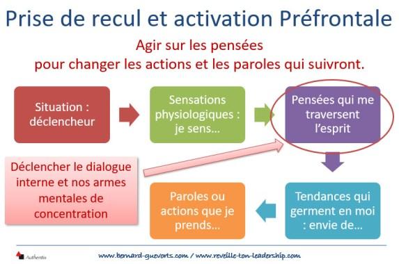 Comment activer le préfrontal