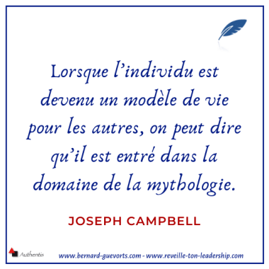 Citation sur le Héros Campbell