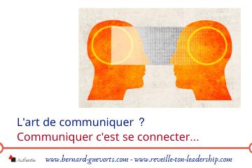 Couverture art de communiquer