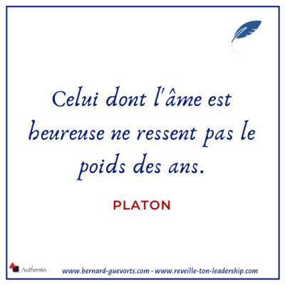 Citation de Platon sur la jeunesse
