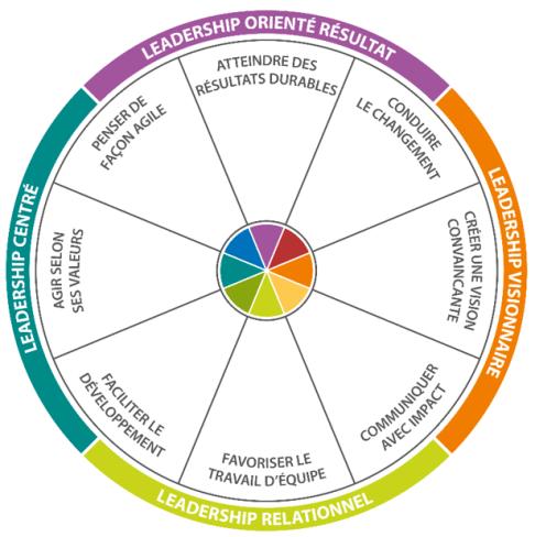 Le leadership dans le modèle Insights Discovery