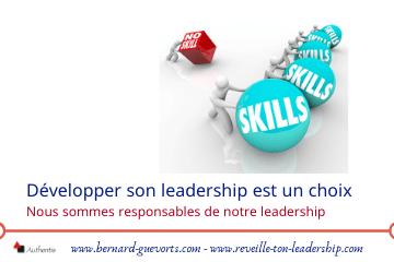 Couverture de l'article sur la responsabilité de son leadership