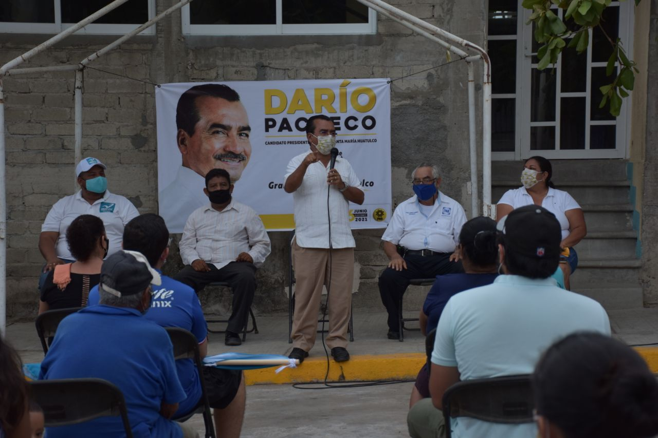 Vecino del H3, profesores y personal de salud respaldan a Darío Pacheco