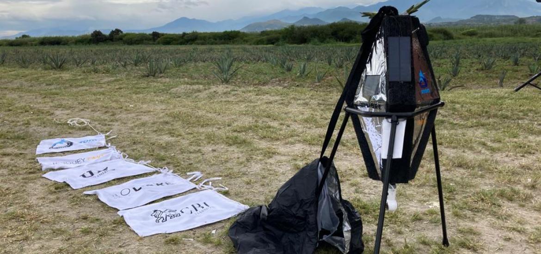Buscan con sonda espacial llevar internet a comunidades de Oaxaca