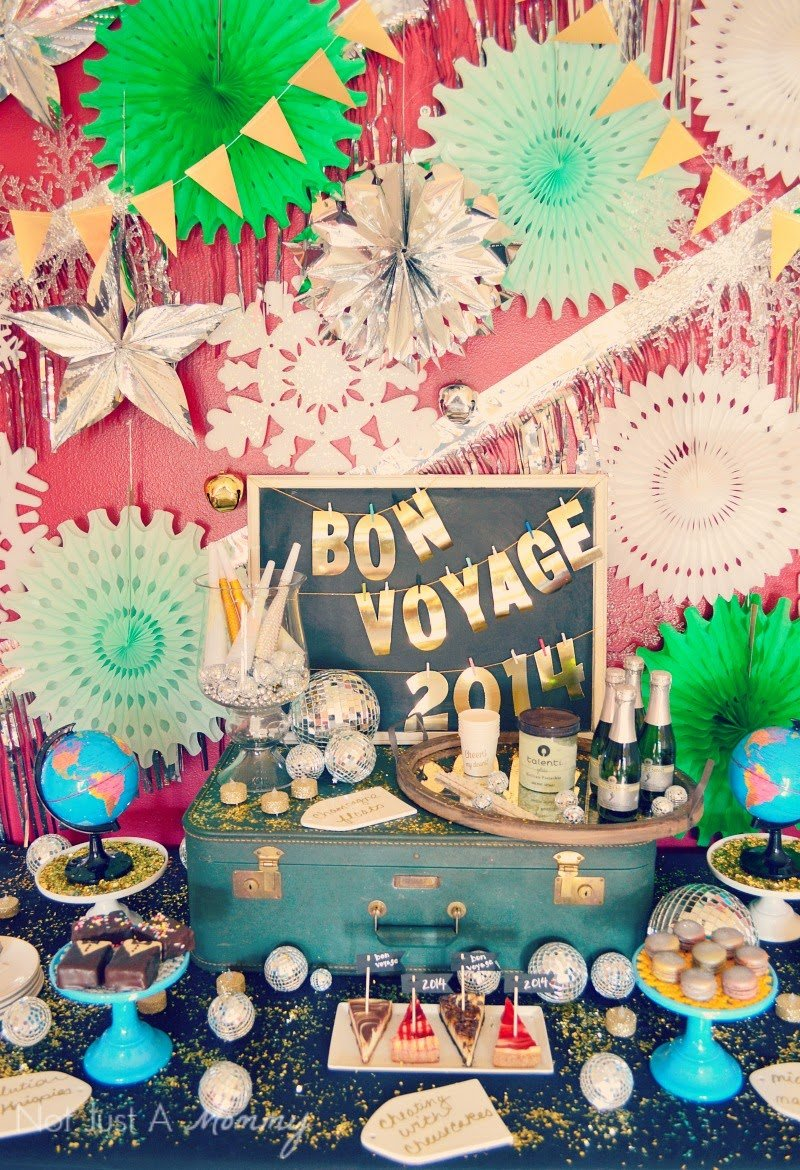 Real Party - Bon Voyage, 2014! New Year's Eve Party ...