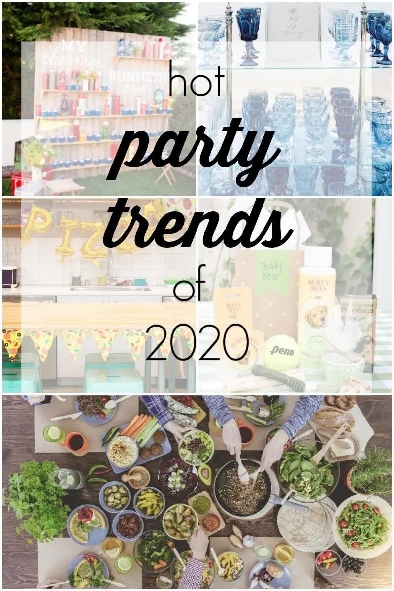 10 tendencias del partido para 2020