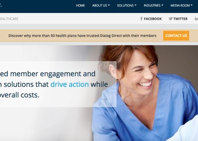Dialog Direct Healthcare: Thought Leadership