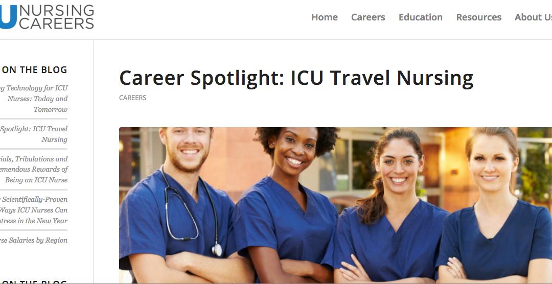 Wiley: ICU Nursing Careers