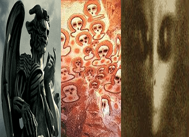 Watchers, Grey Aliens and Earth Evidence
