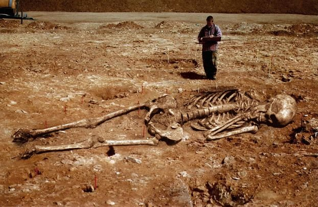 Giant Human Evidence