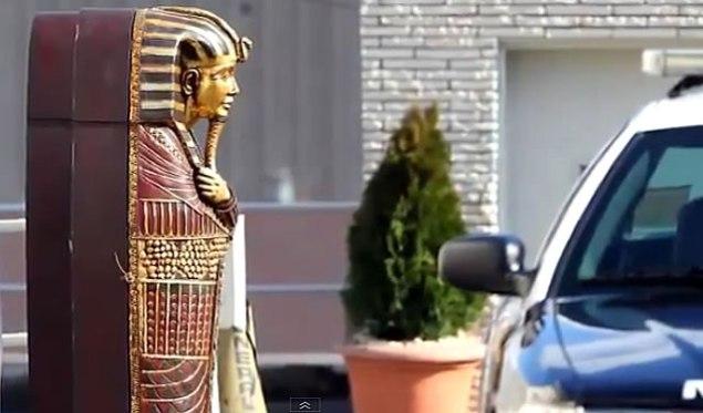 egyptian sarcophagus whitney houston funeral revelation now