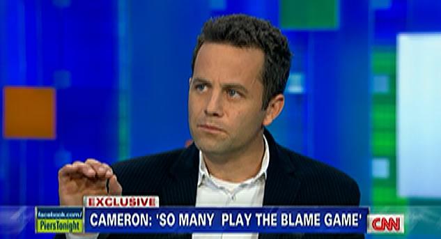 Kirk Cameron:Being Gay is Unnatural