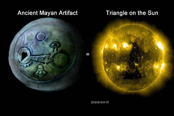 Is the Sun a STARGATE?