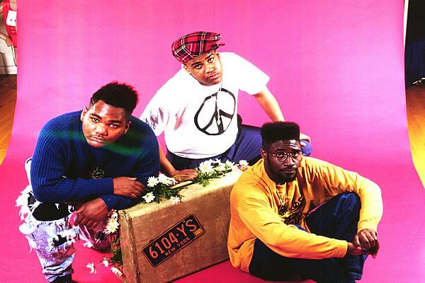 The Flip Flop of Hip Hop