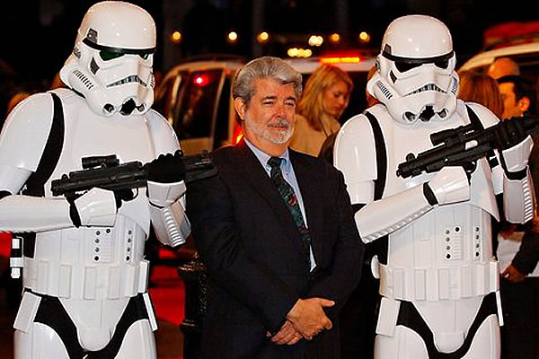 George Lucas 2012 is the END!