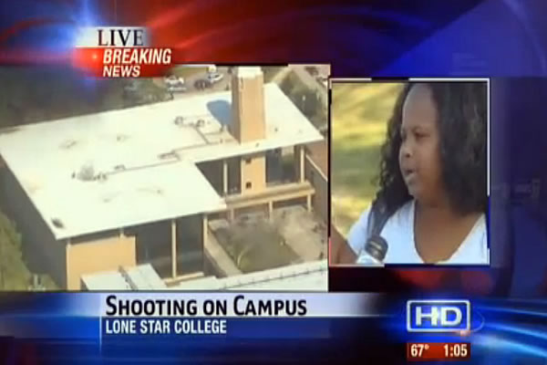 Shooting on Texas College: Same Ole Death Stars