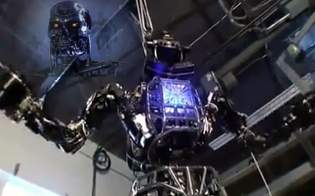 First Generation Terminator?