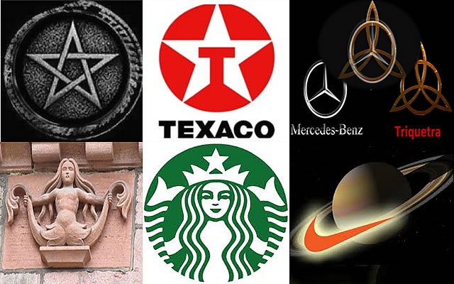 Ancient Symbols, Logos, and CONTROL