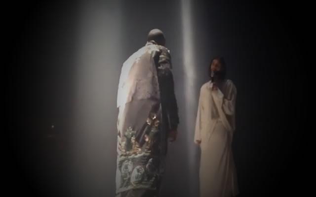 Kanye West Mocks Jesus Christ Again!
