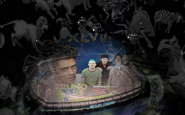 Super Bowl XLVIII, the Stars, and Bruno Mars