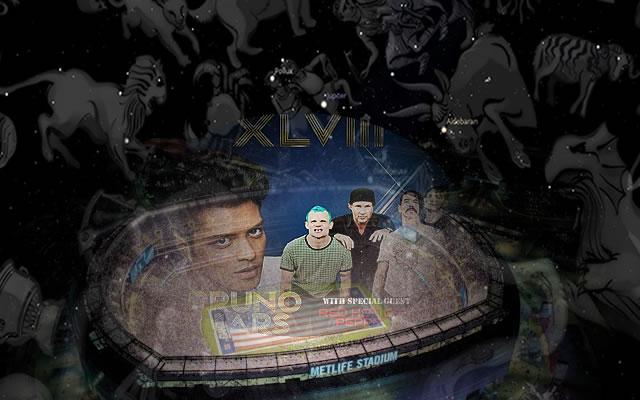 Super Bowl XLVIII, the Stars, and Bruno Mars