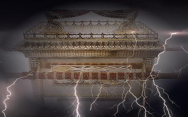 The Ark: Capacitor and Spiritual Phone