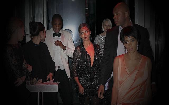 Jay Z, Beyonce, Solange:Hollywood Blood Sacrifice?