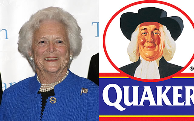Is Barbara Bush Really a MAN?