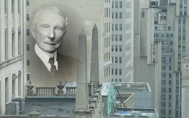 David Rockefeller and House of Baal