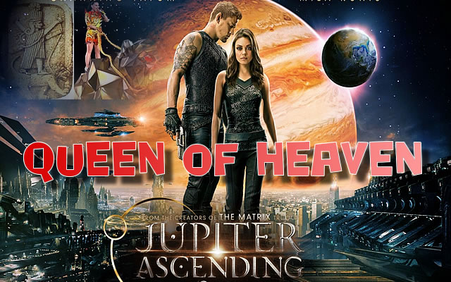 Jupiter Ascending a Tribute to Ishtar!