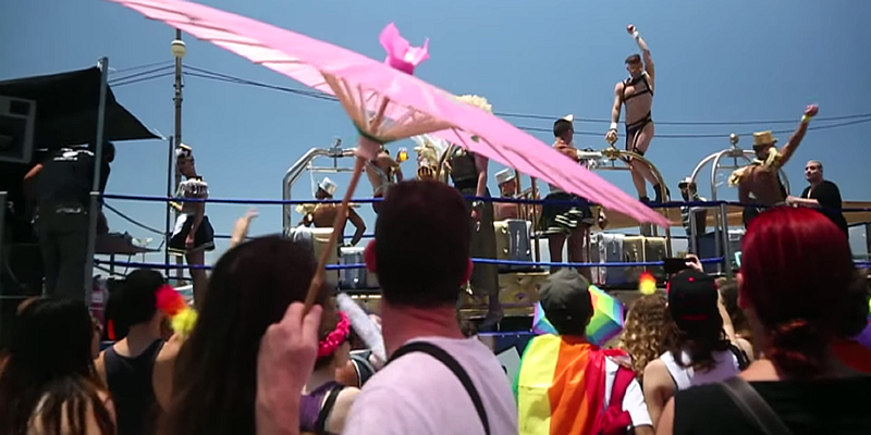 "The ""Chosen People"" and Their GAY PARADE"