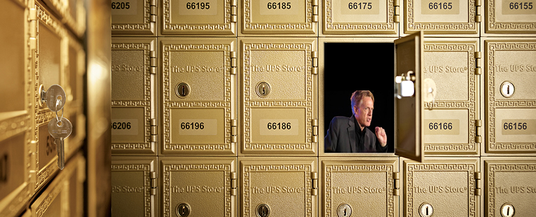 "Paul McGuire Accused of Having No Physical ""Church"" . . . Only a MAILBOX!"