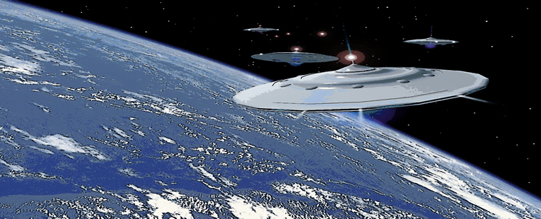 The Lone Star State Hit With Wave of UFO
