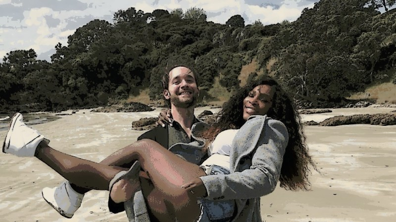 Bearing False Witness Much? Serena Williams is PREGNANT!