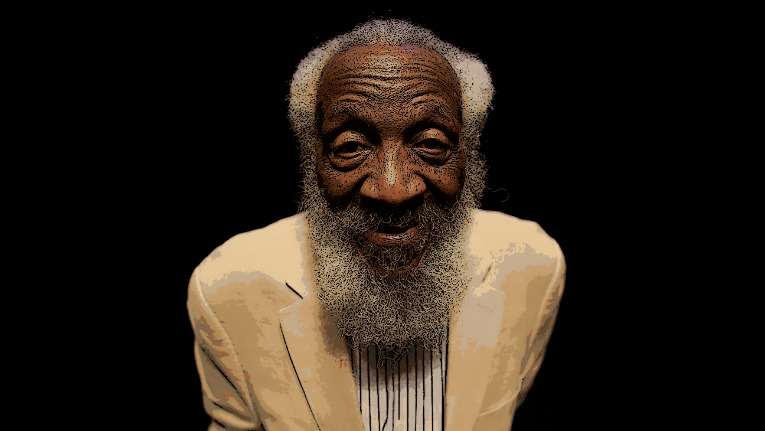 Why the Media Whimper on the Death of Dick Gregory?
