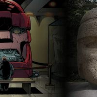 Nothing New Under the Sun: X-Men Sentinels Ripped Off from Olmecs
