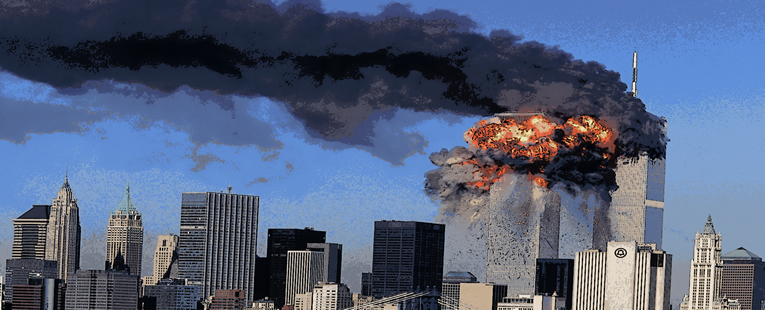 9/11 Blood Fire and the Tree of Life