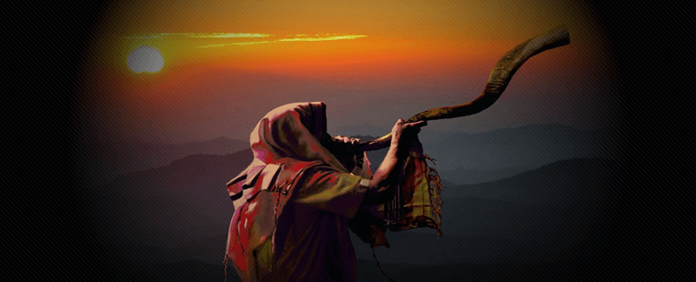 The Night I Heard Shofar Horns from the SKY!